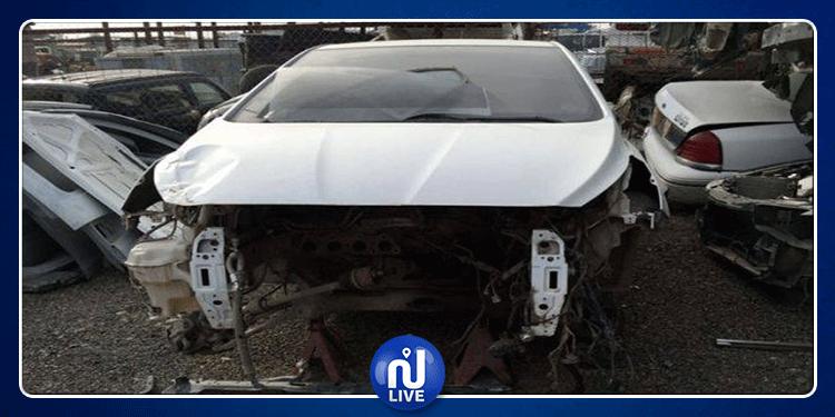 جبنيانة: تفكيك عصابة مختصة في سرقة السيارات