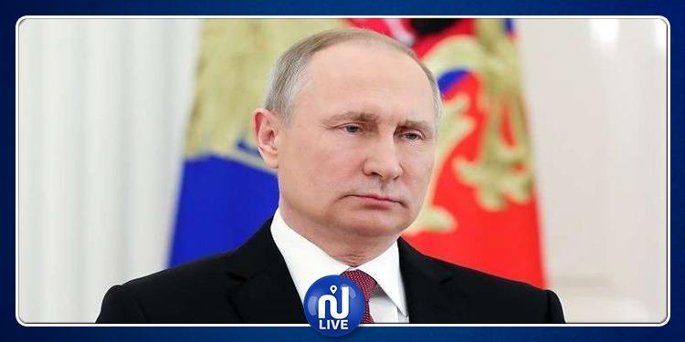 بوتين يرحّب بالقادة العرب المشاركين في القمة بتونس