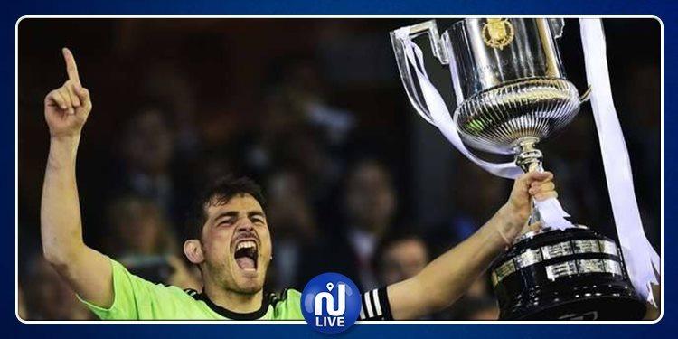FC Porto: Casillas victime d'un infarctus