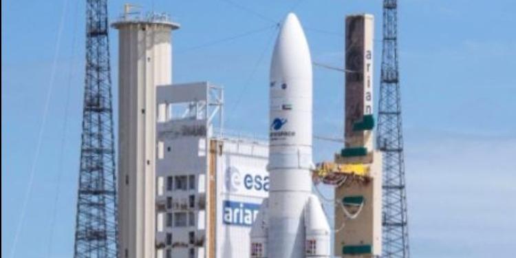الإمارات تطلق القمر ''الياه 3'' إلى الفضاء