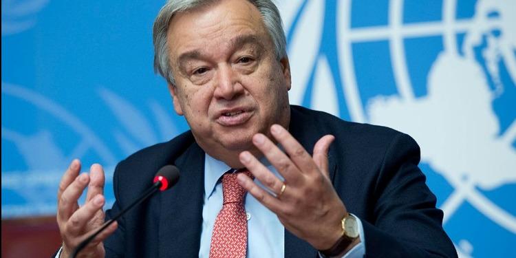 بمناسبة العام الجديد.. الأمين العام للأمم المتحدة ينذر العالم (فيديو)