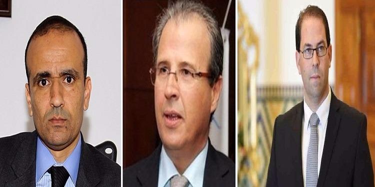 منصف خماخم يشتكي وديع الجريء لرئيس الحكومة عبر الفايسبوك !
