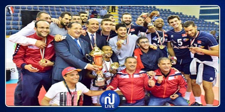 Volley-CAN 2019 : La Tunisie abrite le championnat d'Afrique