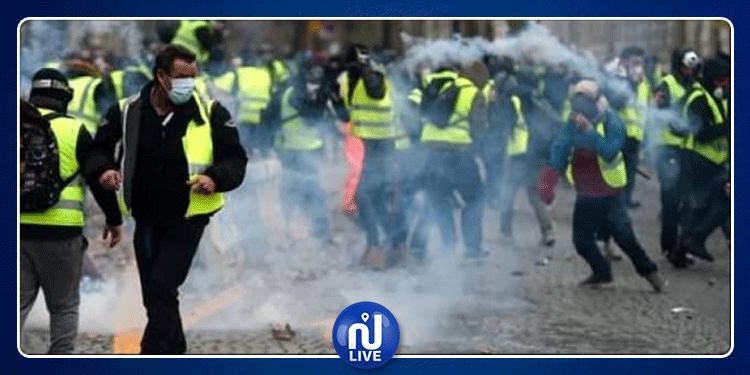 فرنسا: اعتقالات و مواجهات بين المتظاهرين وقوات الأمن