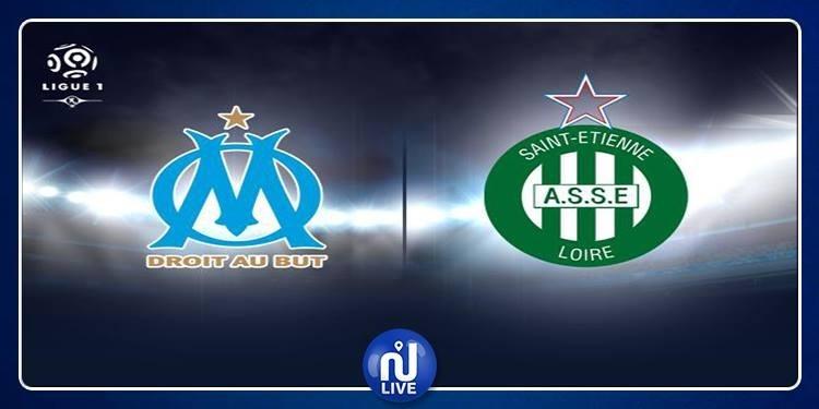 Saint-Etienne vs Marseille : le match  prévu ce dimanche, reporté
