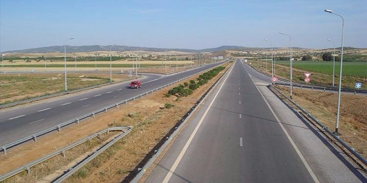غدا: تحويل وقتي في مسار حركة المرور بالطريق الوطنية رقم 1 ببن عروس