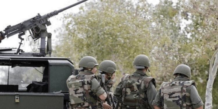وزارة الدفاع: مواصلة تعقّب العناصر الإرهابية المتحصّنة بالمرتفعات الغربية للبلاد