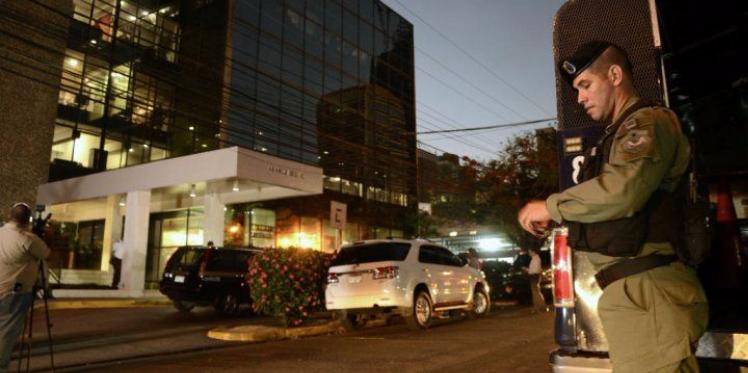 وثائق بنما: الشرطة تداهم مكتب محاماة موساك فونسيكا