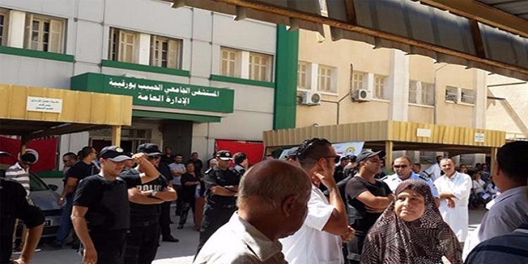 صفاقس: القبض على رئيس قسم الطب الشرعي بمستشفى الحبيب بورقيبة