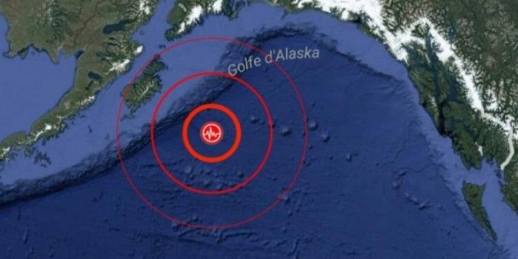L'Alaska frappé par un séisme de magnitude 6,5