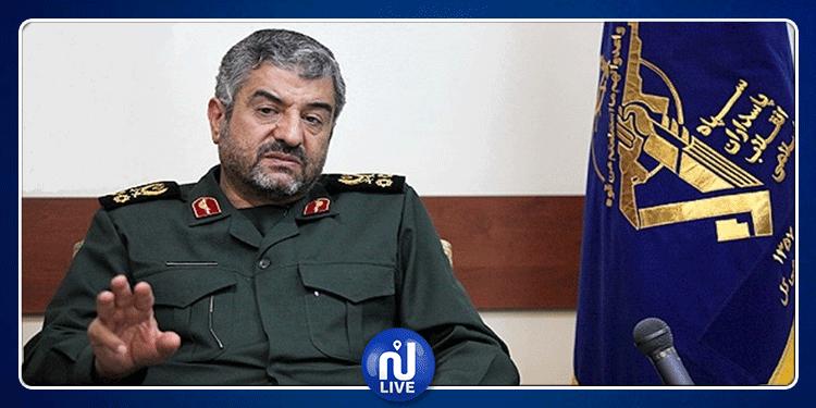 قائد الحرس الثوري الإيراني: الجيش الأمريكي لن ينعم بالهدوء إذا..
