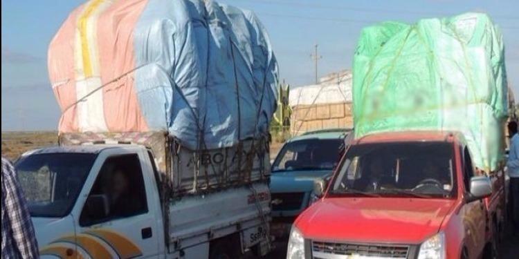 Saisie de marchandises de contrebande d'une valeur de 299 mille dinars