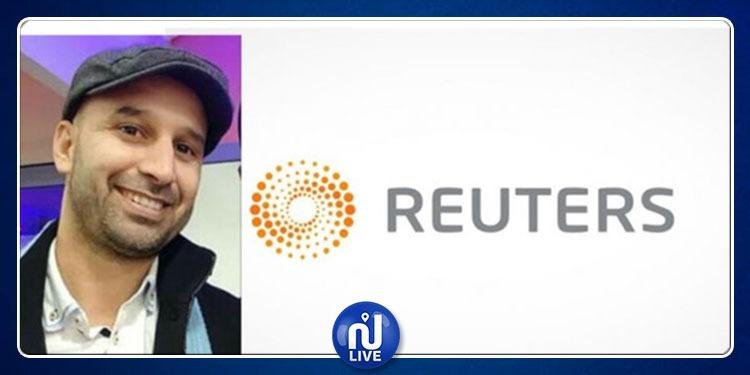 ترحيل الصحفي التونسي لوكالة ''رويترز'' طارق عمارة من الجزائر