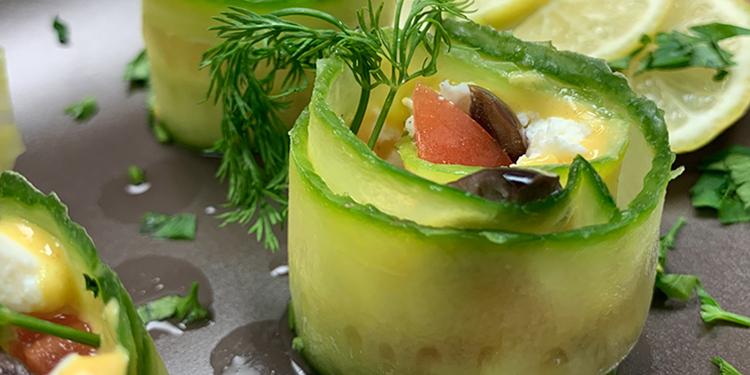 Sushi grecque