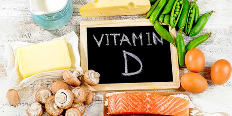 ماهي الخضروات والفواكه التي تحتوي الفيتامين D ؟