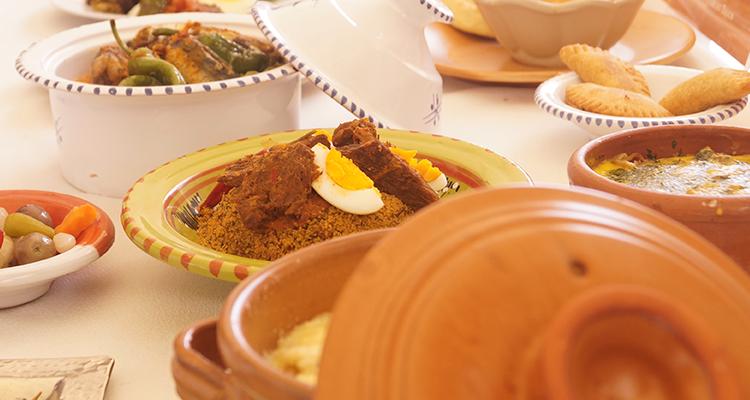 أشهر 7 أكلات تونسية شعبية