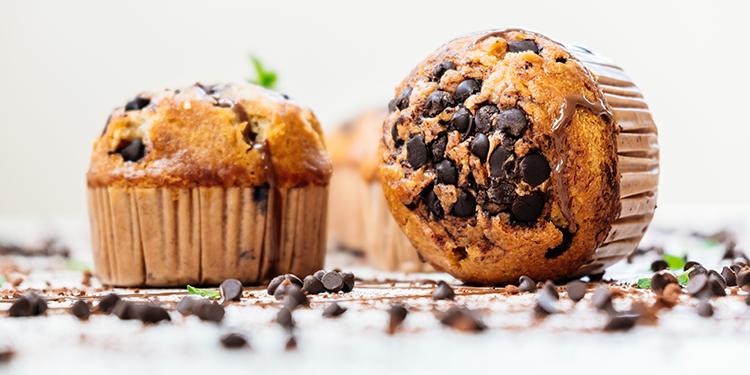 Les meilleures recettes de muffins