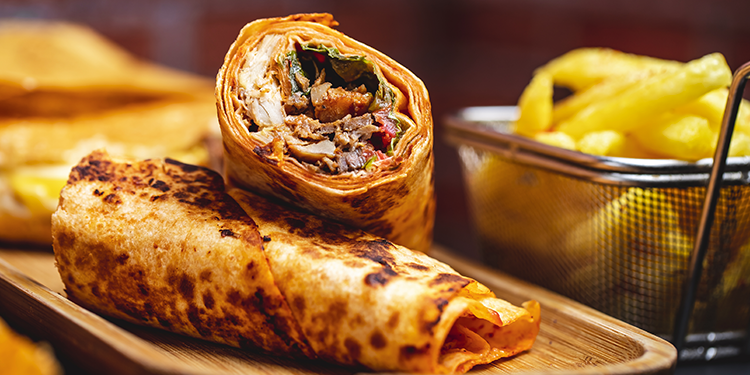 ملفوف تونسي مثل المطاعم
