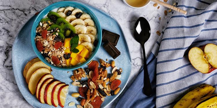 طريقة تحضير  فطور صحّي ومتكامل