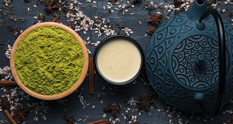 Matcha : le thé vert tendance