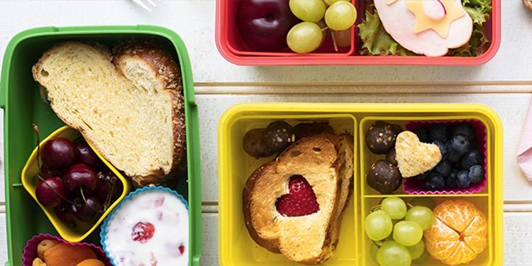 وجبات صحيّة بمناسبة العودة المدرسيّة