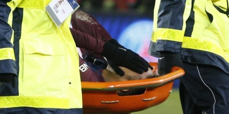 PSG : Neymar souffre d'une entorse de la cheville droite