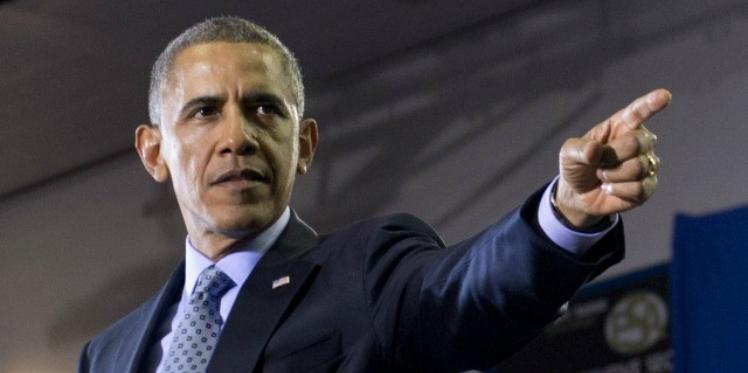 """أوباما: """"عازمون على تدمير داعش"""""""