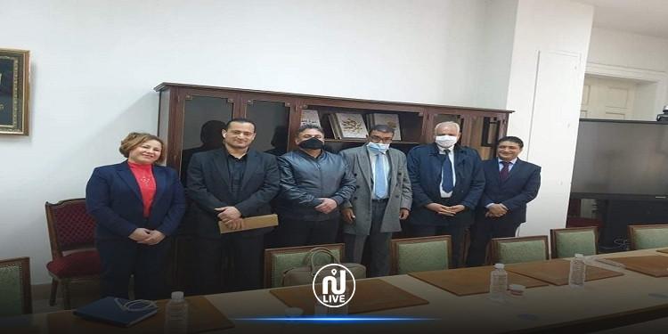 التوصل إلى حلول قانونية فيما يخص التتبعات العدلية لأعضاء تنسقية الكامور