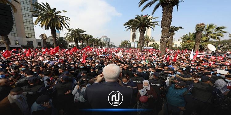 نور الدين البحيري: نار الثورة مازالت حية