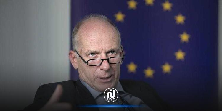 السفير الأوروبي: أشاطر وجهة النظر التي تفضل الحوار الهادئ والمسؤول لحل الأزمة في تونس