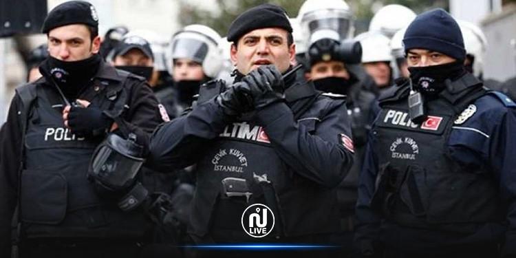 تركيا: احباط عملية ارهابية وحجز عبوة ناسفة تزن 10كغ