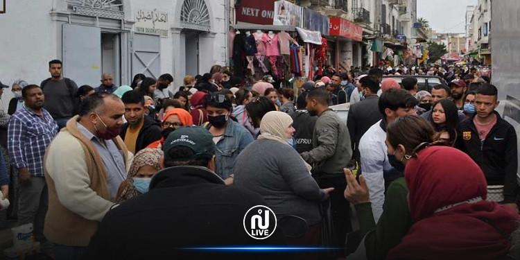 6436 اصابة و221 وفاة بكورونا في الـ3 أيام الأولى من شهر رمضان