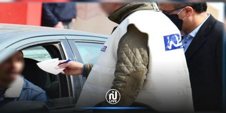 الوحدات الأمنية تحرر آلاف المخالفات في إطار مجابهة انتشار كورونا
