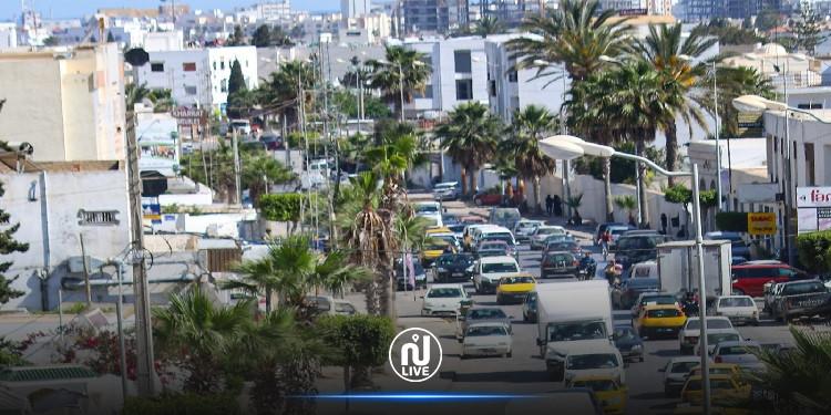 صفاقس: بين فكي كورونا وقرار الحضر الشامل، مواطن غير مبال وازدحام متواصل