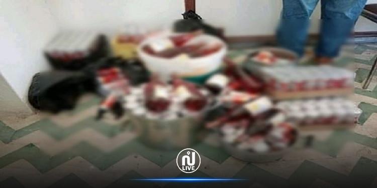 الحمامات: مطعم يبيع الخمر خلسة للتونسيين في شهر رمضان