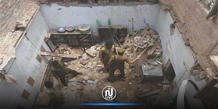 مقتل7 أفراد من أسرة واحدة إثر انهيار سقف منزل