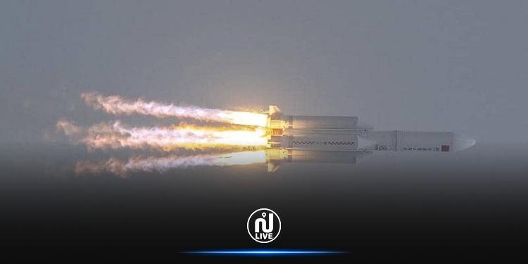 آخر صورة له كانت في الأراضي الإيطالية: مستجدات الصاروخ الصيني (صور)