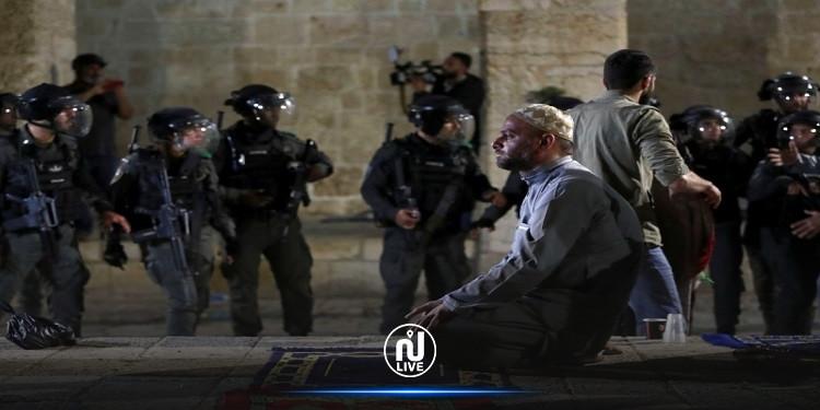 الإمارات تدعو إسرائيل إلى خفض التصعيد في الأقصى وحي الشيخ جراح