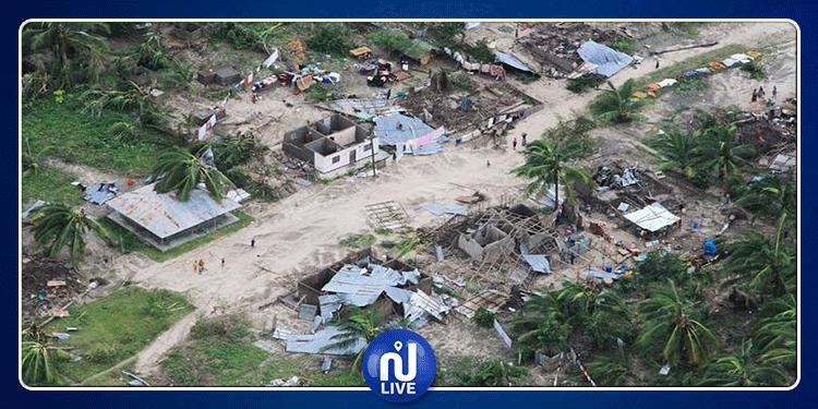 موزمبيق: الفيضانات تتسبب في انهيار مئات المنازل