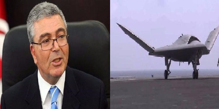 وزير الدفاع يوصي بالتركيز على صناعة الطائرات دون طيار