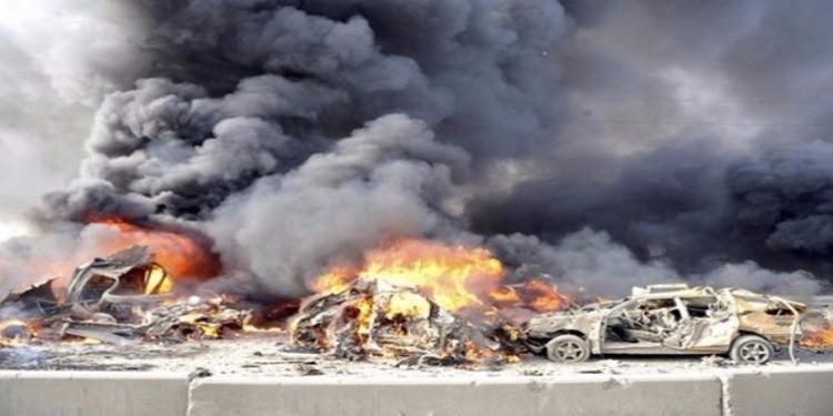 ارتفاع حصيلة تفجيري دمشق إلى 74 قتيل