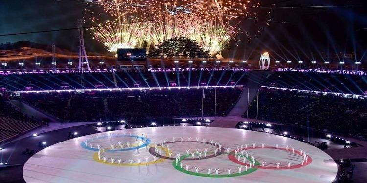 JO-2018: le président du CIO clôture les Jeux de Pyeongchang