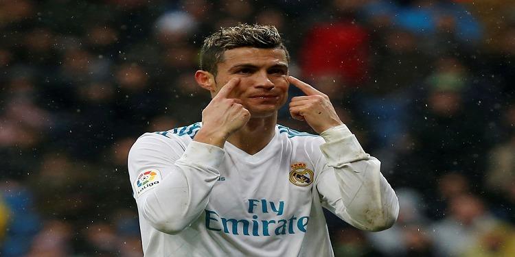 رونالدو يقود ريال مدريد للفوز على خيتافي