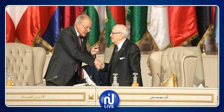 القمة العربية: أبرز ما جاء في ''إعلان تونس''