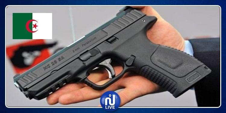 الجزائر: أوامر بمصادرة مسدسات رجال الأعمال