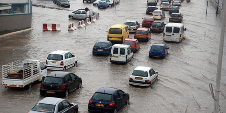 Algérie/Catastrophes naturelles: des pertes de 25 milliards dinars