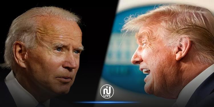 ترامب: ''جو بايدن مضطرب عقليا وتويتر مملّ''