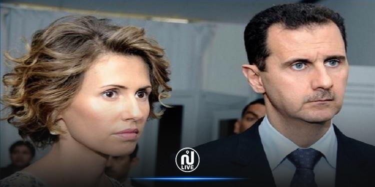 الشرطة البريطانية تفتح تحقيقاً ضد  زوجة بشار الأسد بتهمة دعم الإرهاب