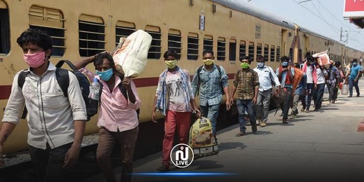 في حصيلة قياسية.. الهند تسجل 170 ألف إصابة جديدة بفيروس كورونا خلال 24 ساعة
