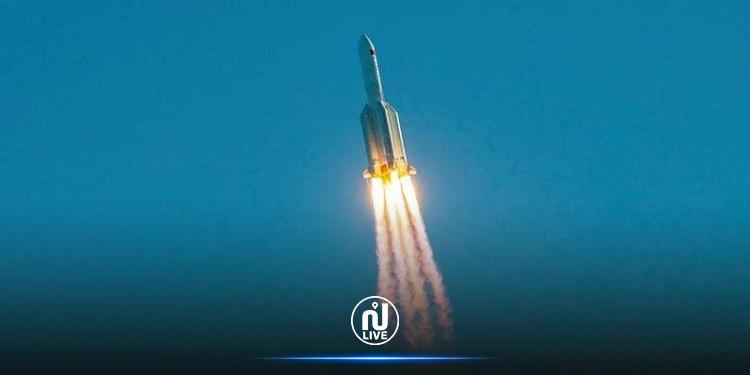 الصاروخ الصيني الخارج عن السيطرة يسقط غدا السبت